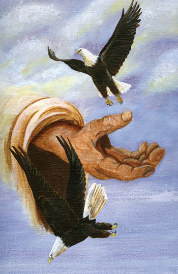 Hymn Study: On Eagle's Wings