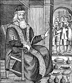 History of Christmas In America - Father Christmas On Trial