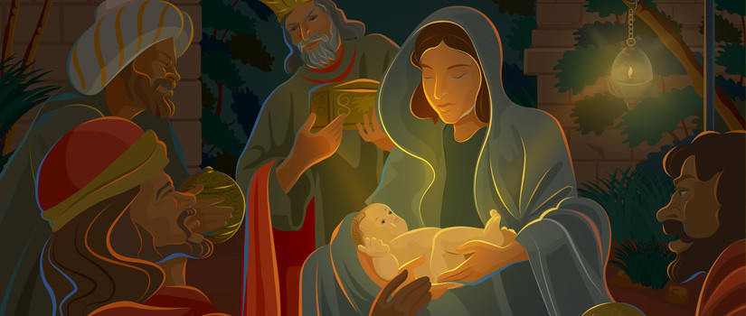 Teachers Workshop: Teaching The Christmas Story